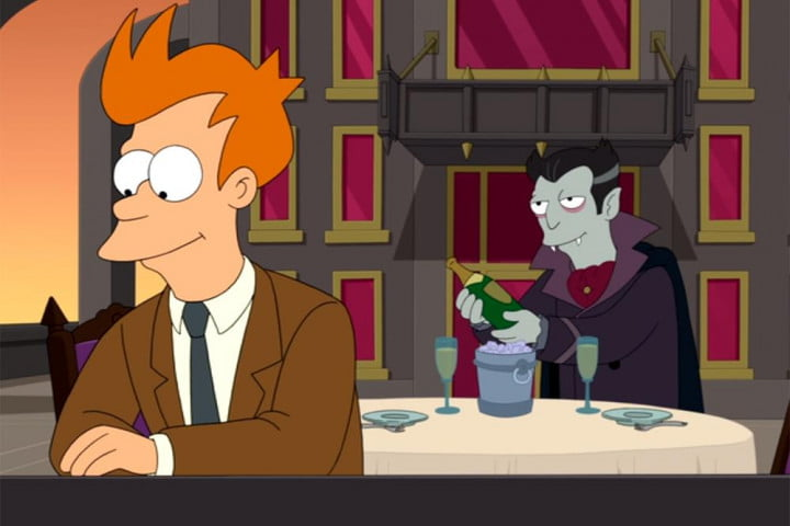the  best futurama episodes meanwhile