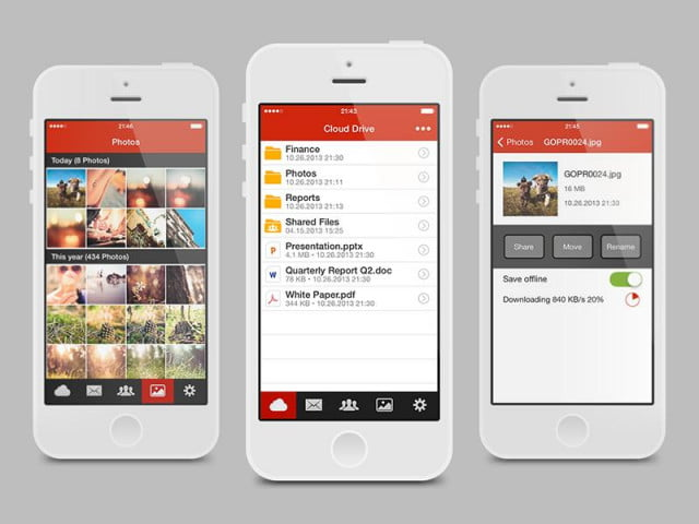 kim dotcoms mega cloud service launches iphone app