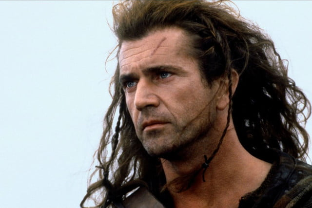 mel gibson suicide squad  braveheart