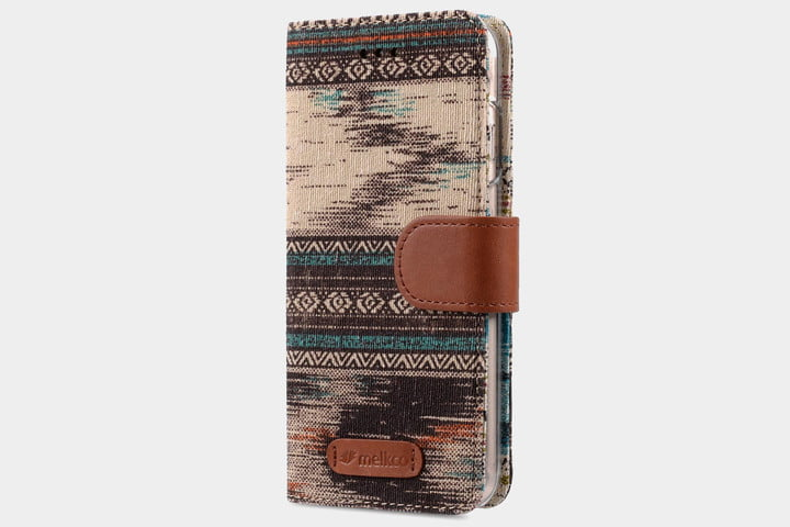 Melkco Tribe Series Wallet Book Case