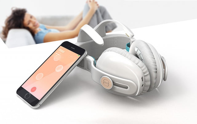 melomind relaxes your body by playing music determined brain solution picture
