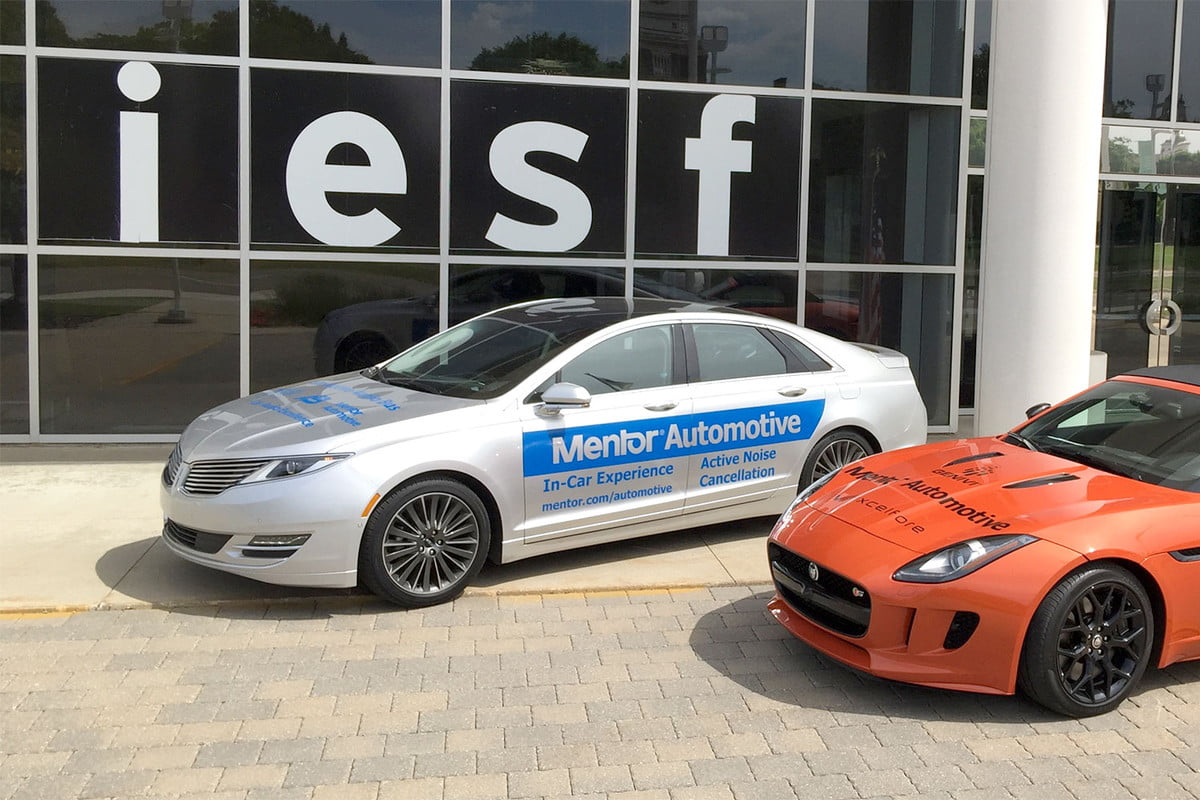 self driving cars and internet access in is software driven mentor automotive
