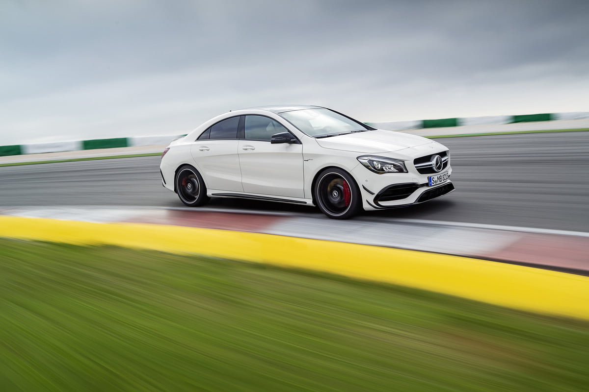 mercedes benz expanding compact lineup news quotes details  cla