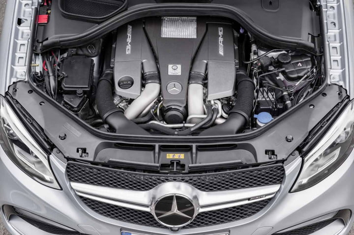 mercedes amg gle s coupe
