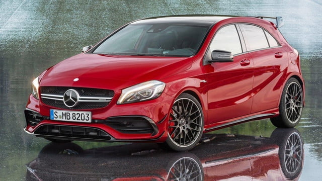 mercedes benz a class coming to u s news rumors  amg