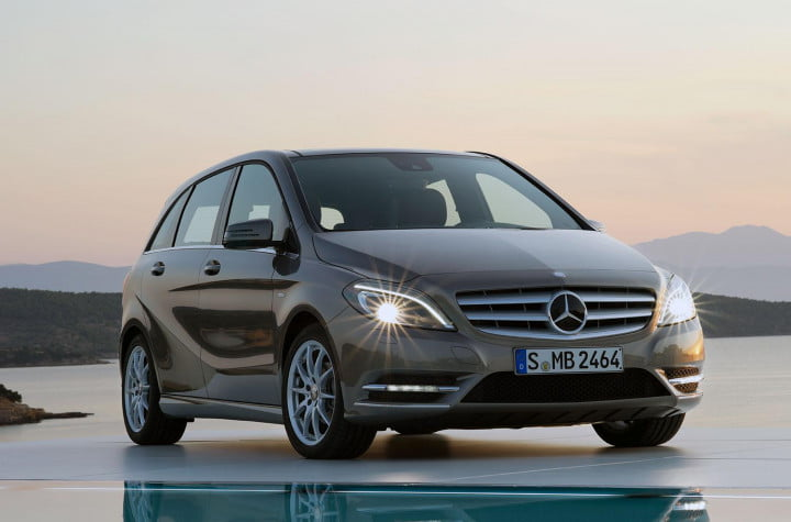 just plug in that ev anywhere wrong vendor battles could shaft drivers mercedes benz b class