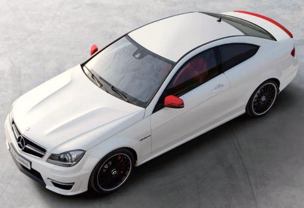 Mercedes-Benz C63 Special Edition