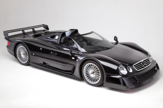 mercedes benz clk gtr roadster news auction estimate pictures bonhams