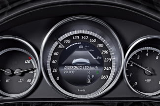Mercedes-Benz Distronic ACC