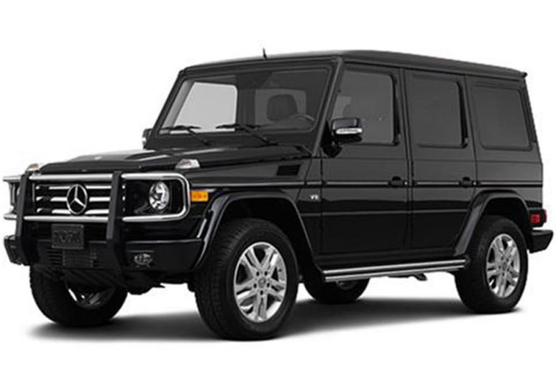 Image gallery mercedes benz g550 for Mercedes benz box suv