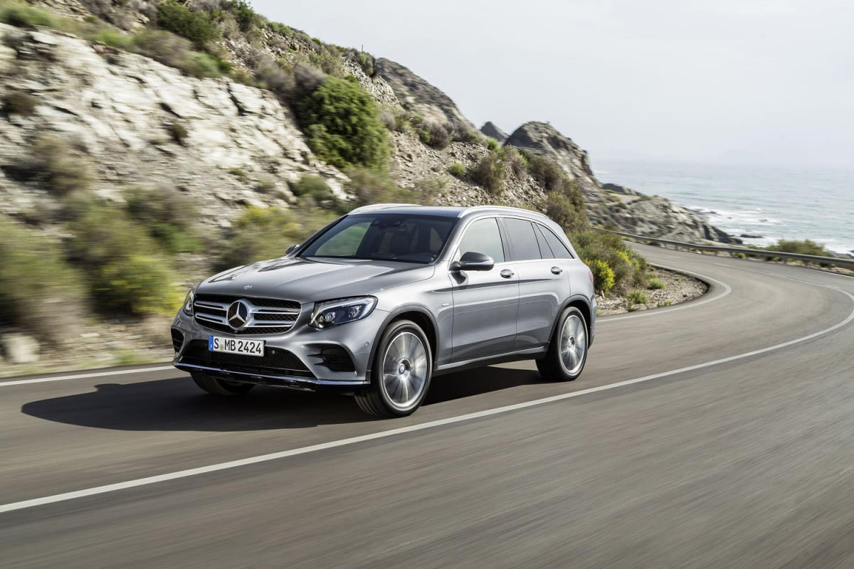 mercedes benz fuel cell crossover glc class