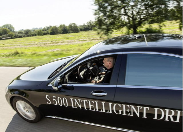 survey says drivers dont want autonomous carsstudy cars mercedes benz s  intelligent drive