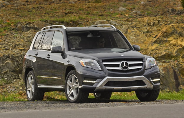 GLK250 BlueTEC 4MATIC
