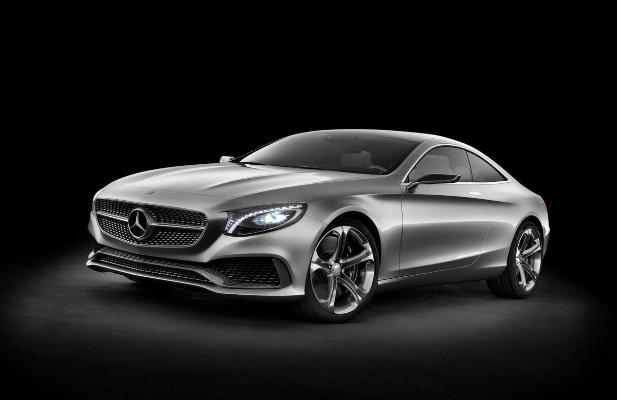 mercedes benz s class convertible a go executive saysmercedes says yes to  concept coupe