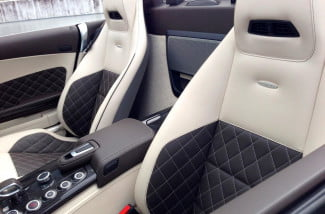 mercedes_benz sls amg roadster interior seats