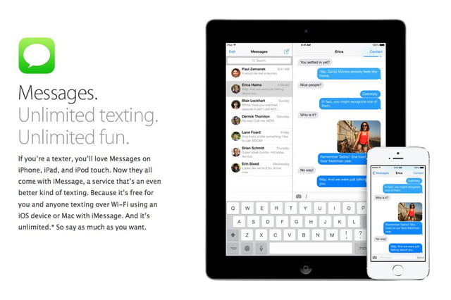 apple imessage problems to be fixed in upcoming ios  update messages