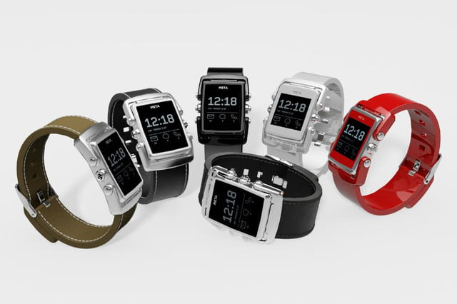 metawatch launches meta smartwatch brand line