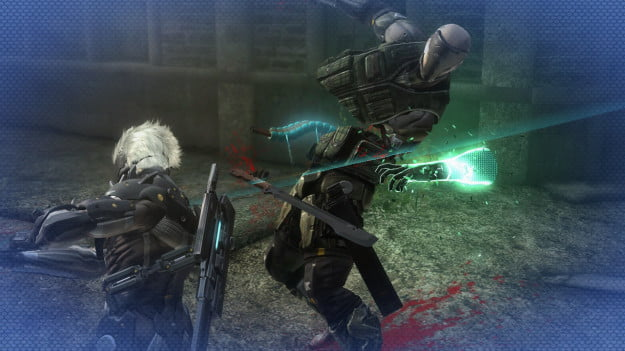 Metal Gear Rising Revengeance preview 1