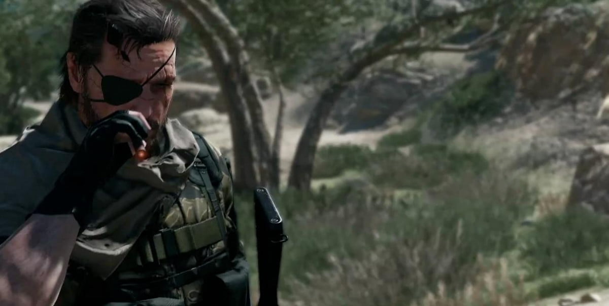 metal gear creator wants his characters to be more erotic solid  exteded e