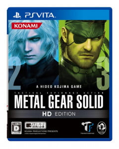 Metal Gear Solid HD Collection for Vita review