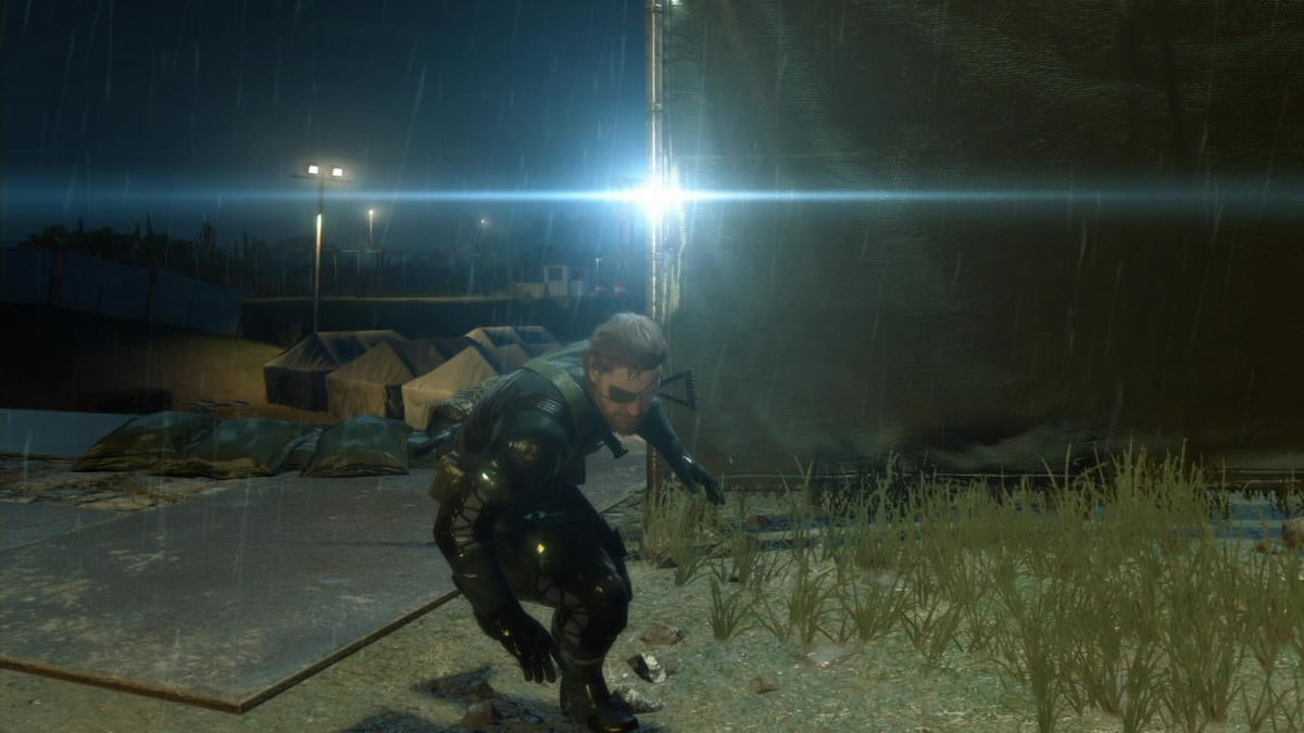 metal gear solid v ground zeroes looks better ps  konami stats prove
