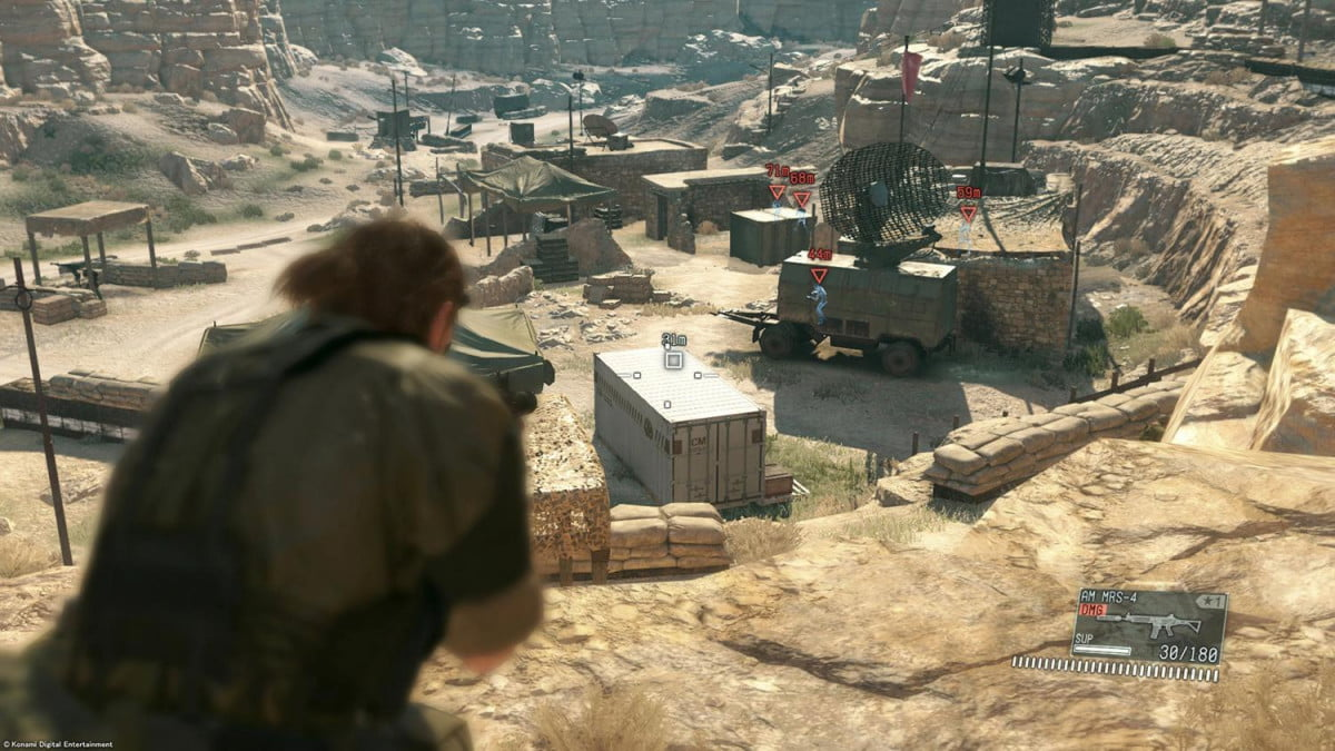 metal gear solid v phantom pain system requirements  the