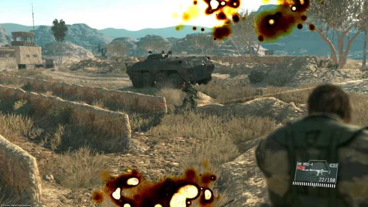 metal gear solid v the phantom pain hands on