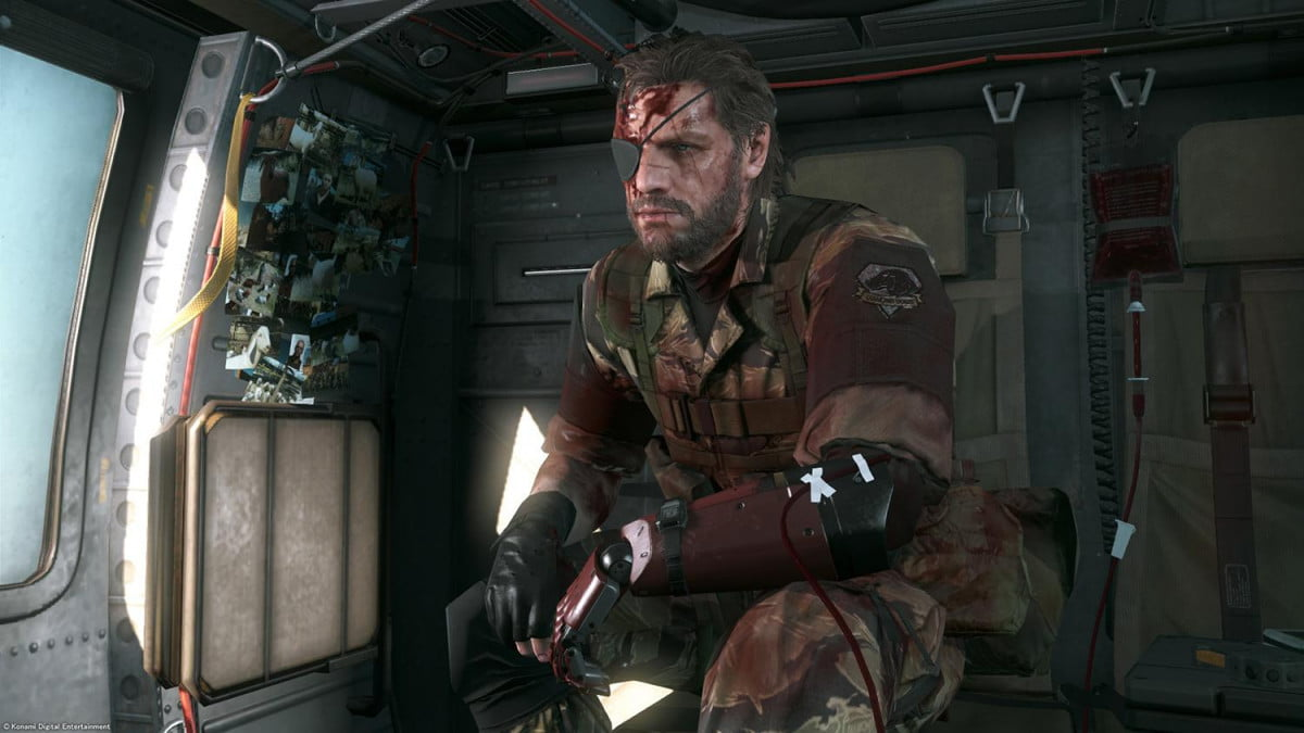 kojima productions dissolved voice actor tweets metal gear solid v  the phantom pain