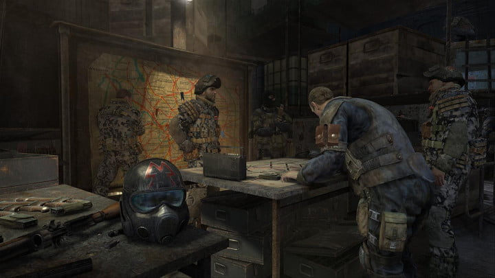 metro last light review planning