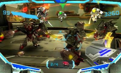 metroid prime federation force nintendo  ds ( )