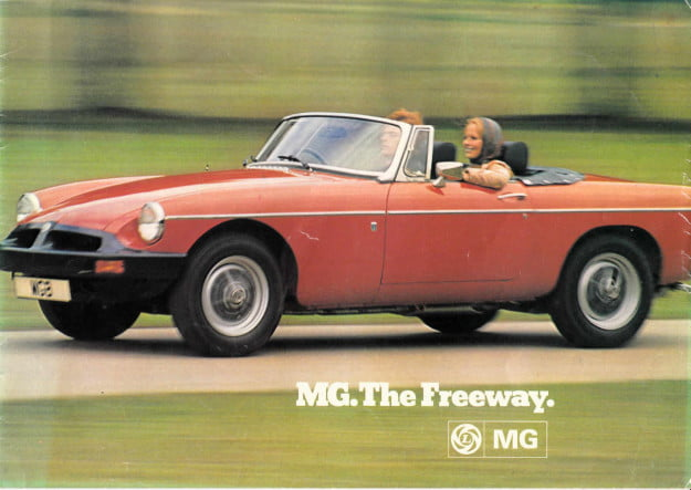 MG Sales Brochure