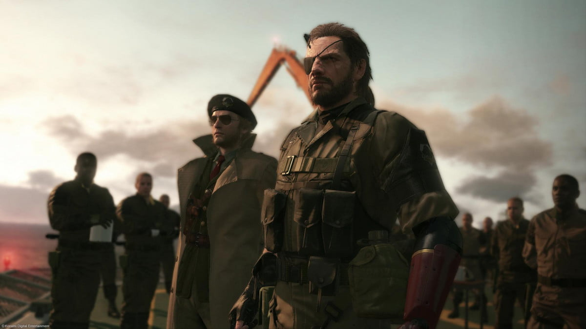 metal gear solid v the phantom pain release date is set for september  mgs