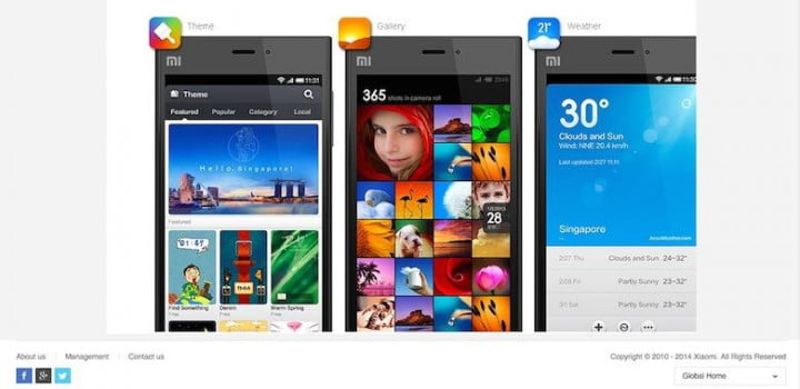 xiaomi accused passing copyrighted photos taken mi  gallery before