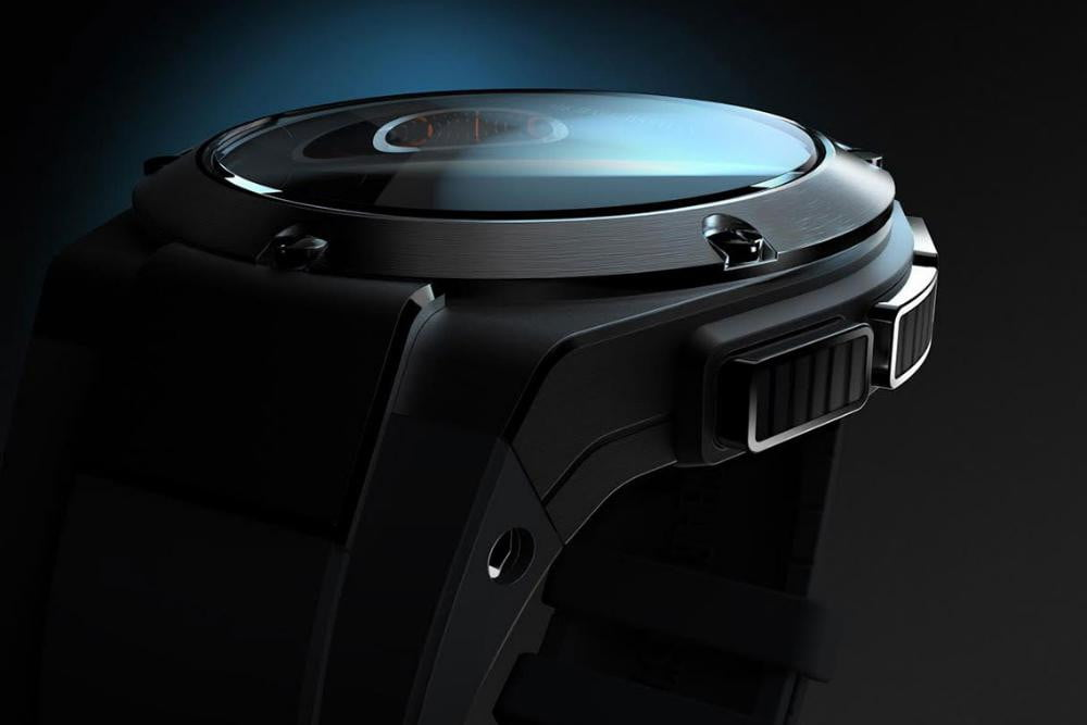 hp michael bastian smartwatch news
