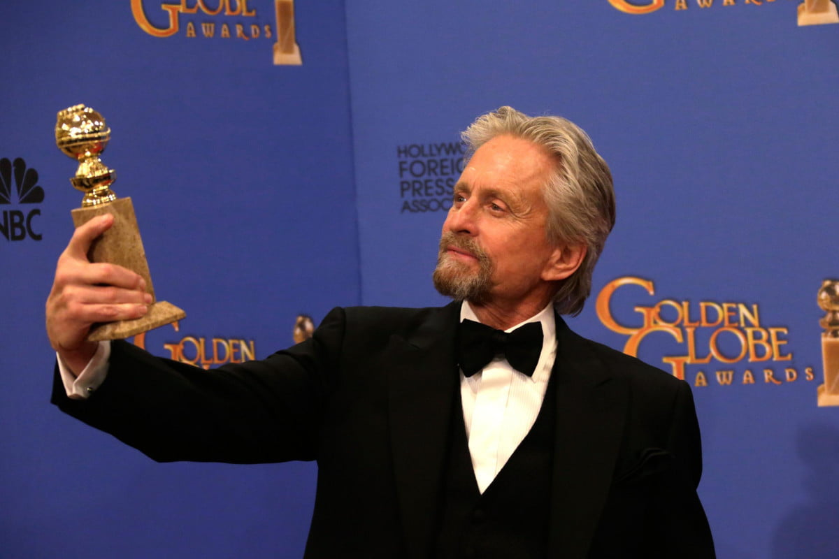 michael douglas joins cast ant man admired his golden globe