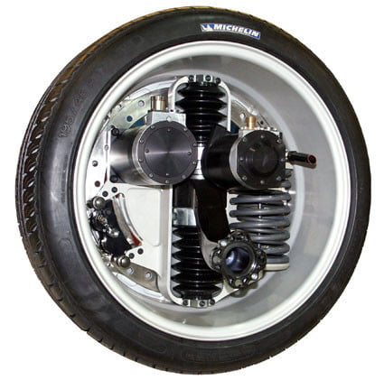 Michelin Active Wheel
