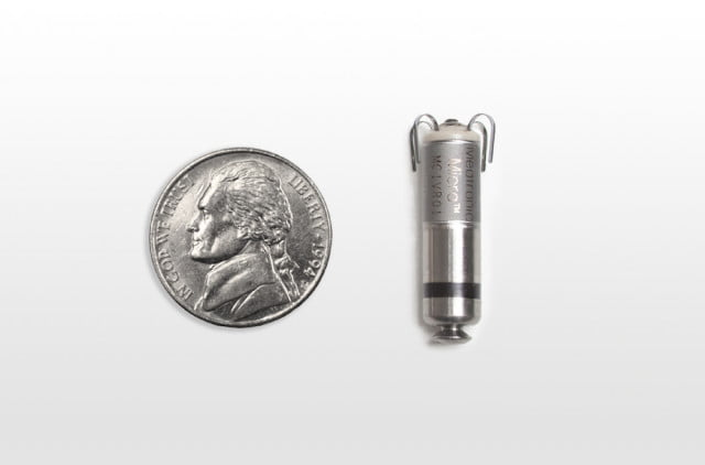 worlds smallest pacemaker micra tps fda approved the world s is about size of a vitamin and it was just by