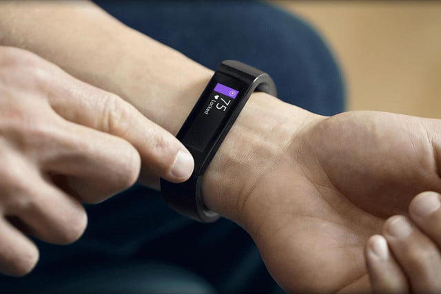 microsofts band can compete with fitbit jawbone microsoft