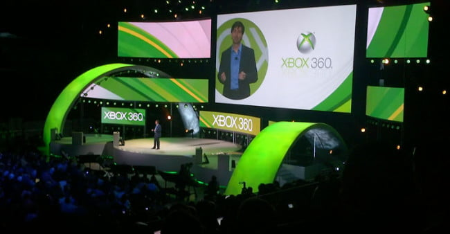 Microsoft E3 2011 Press Conference
