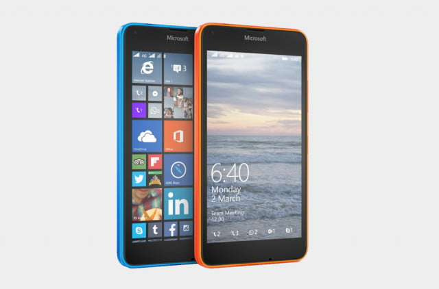 Microsoft Lumia 640 Photo