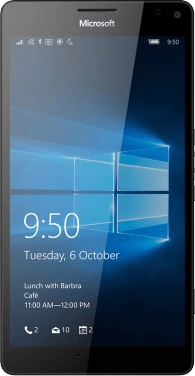 Microsoft Lumia 950XL Thumb