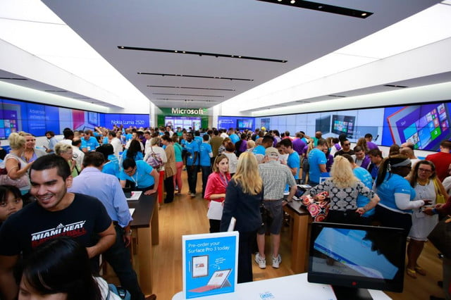 microsoft chooses australia for first flagship store outside north america