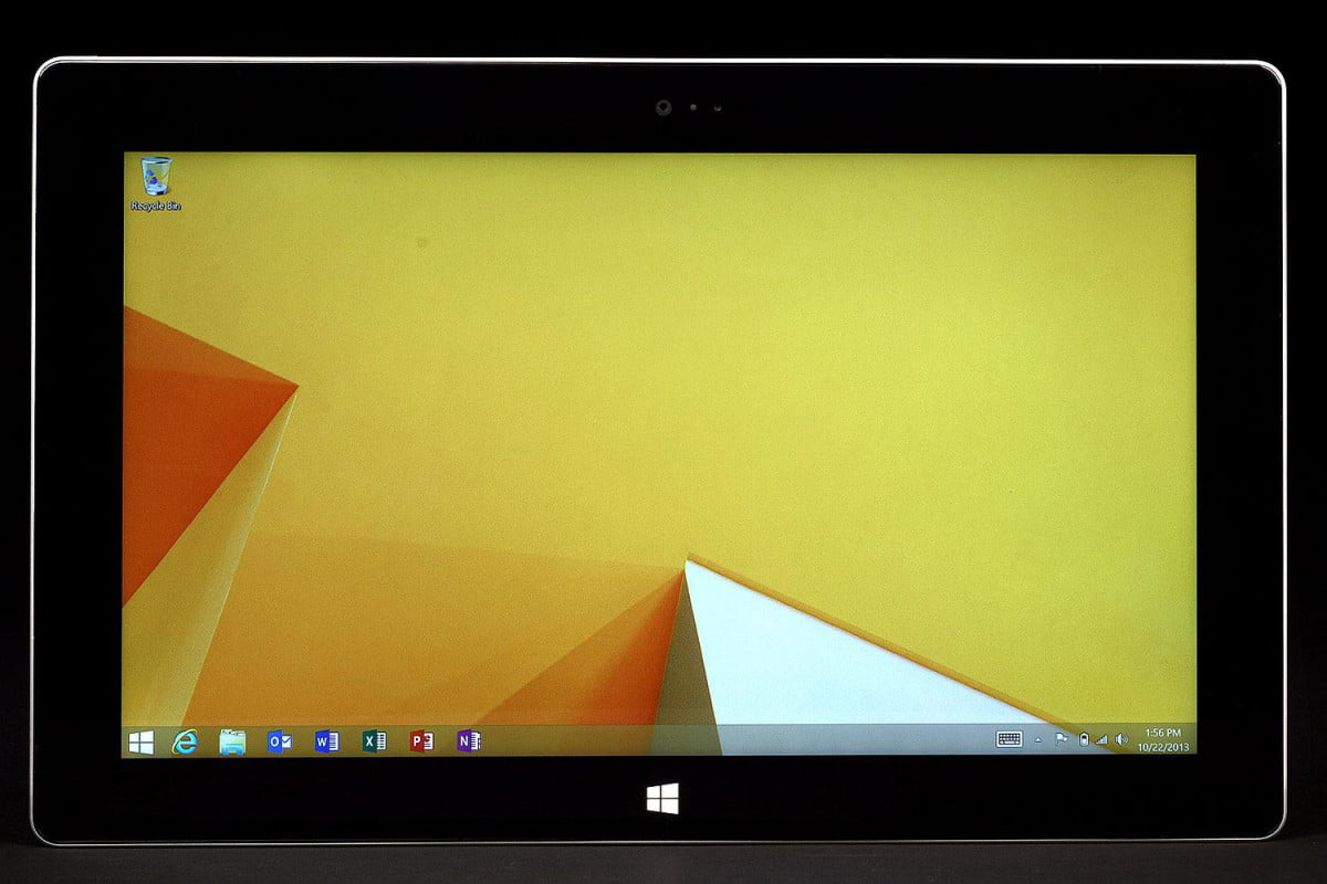 surface  problems microsoft front home