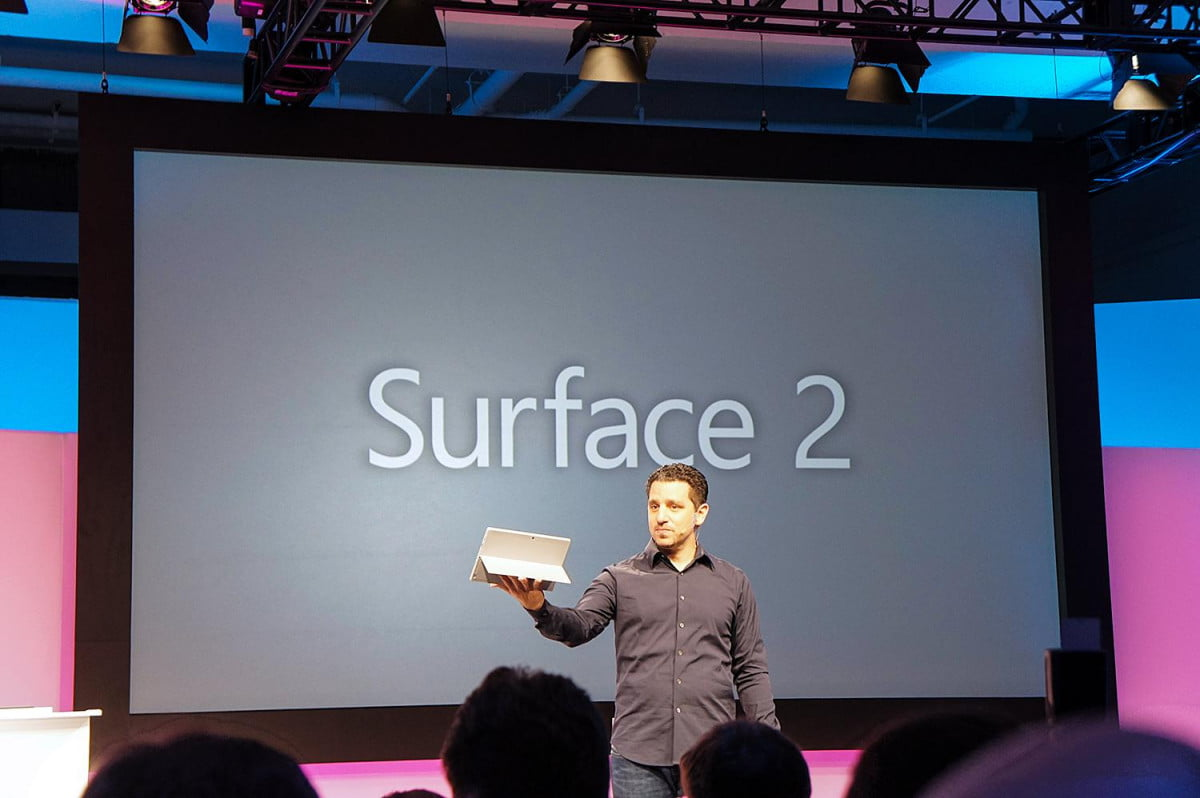 the new surface tablets succeed at failing to give consumers what they want microsoft  press conference