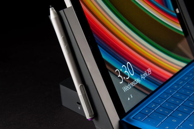 dont install windows  on that surface yet microsoft stylus