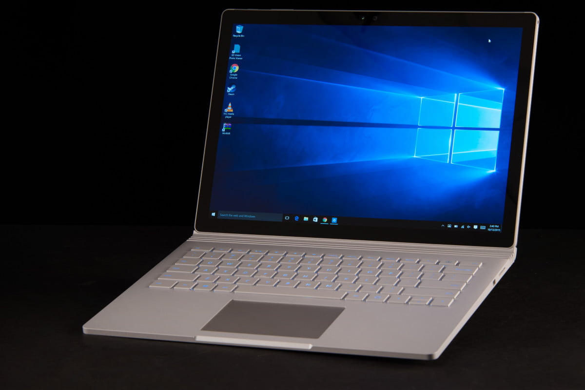 surface book gaming issues microsoft angle