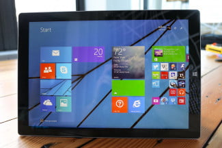 Microsoft Surface Pro 3 hands on 14