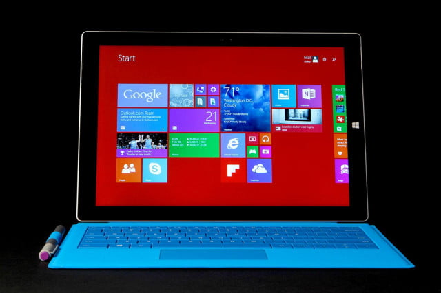 surface pro  now available purchase i versions coming august microsoft start screen