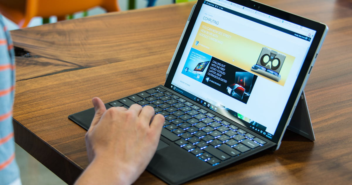 Microsoft Surface Pro 4 Review | Digital Trends