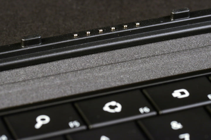 microsoft surface pro review tablet keyboard contact